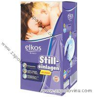 Elkos Baby prsní vložky 40 ks