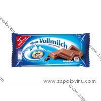 G+G Mléčná čokoláda 100g