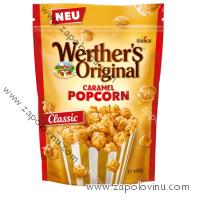 Storck Werther's Original karamelový popcorn Classic 140g