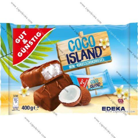 G+G Kokosové tyčinky mini 400g