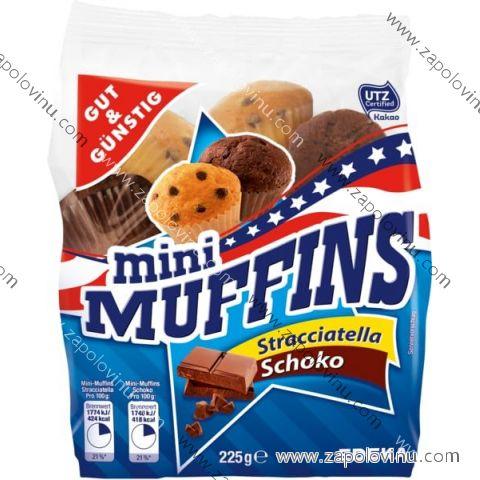 G+G Muffiny mini 225 g