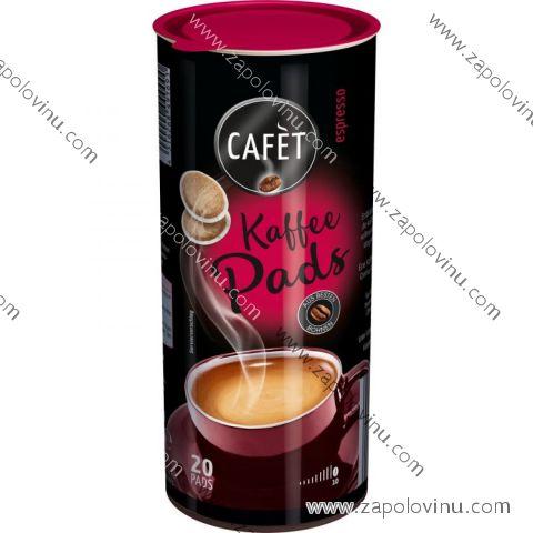 Cafet Espresso kávové kapsle 20 ks 144 g