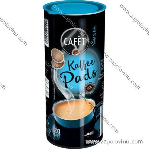 Cafet Mild + Fein kávové kapsle 20 ks 144 g