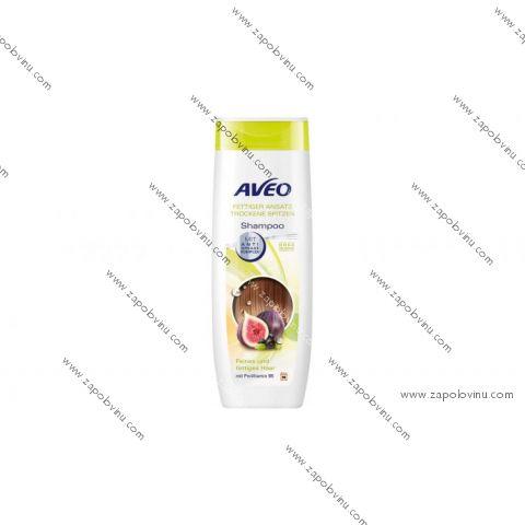 AVEO šampon pro mastné vlasy 300 ml