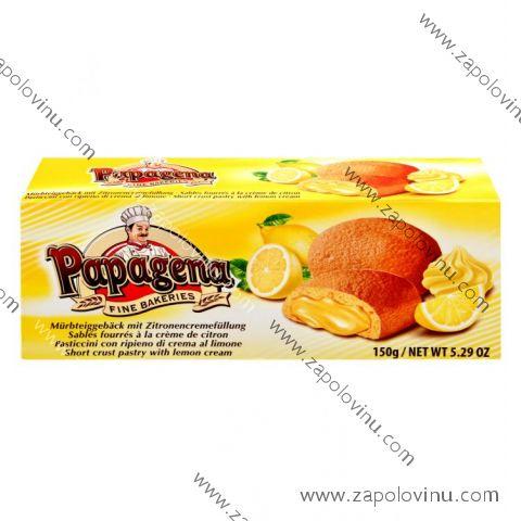 Papagena Piškoty s citrónovou náplní 150g