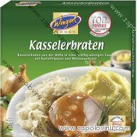 Wingert Foods vepřová pečeně s bramborovou kaší 480g