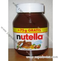NUTELLA 750+75 g