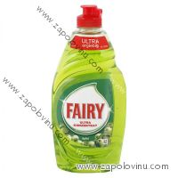 Fairy Ultra Apfel koncentrát na nádobí 450 ml