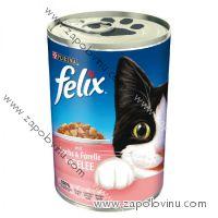 Felix losos a pstruh želé 400 g