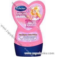 Bübchen Růženka šampon a kondicionér 230 ml