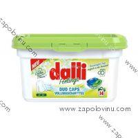 Dalli Feelings Duo Caps universal 14 ks