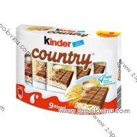 Ferrero Kinder Country 23,5 g x 9
