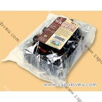 Eupro Belgické wafle v čokoládě 300 g