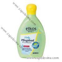 Elkos Baby dětská ošetřující koupel 500 ml