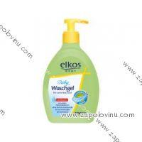 Elkos Baby dětský mycí a čistící gel 500 ml