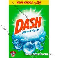 Dash Pulver prací prášek Alpen Frische 18 pracích dávek