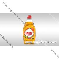 Fairy Mandarine + Ingwerblüte Konzentrat na mytí nádobí - 450 ml