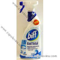 Biff Bad Total OCEAN 750 ml, čistič na koupelny a WC