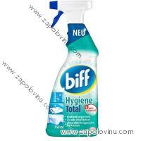 Biff Hygiene Total - desinfekční čistič na koupelny a WC 750 ml