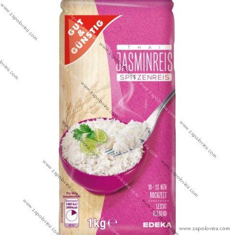 G+G Jasmínová rýže, 1 kg