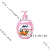 AVEO Cremeseife Mandelmilch krémové mýdlo s mandlovým mlékem 500 ml