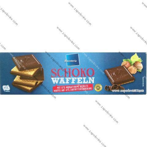 Biscoteria čokoládové wafle 175 g