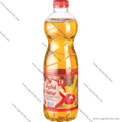 K-CLASSIC Jablečný nektar 1,5l