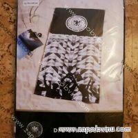 DFB - černo bílá OSUŠKA 70X140 CM