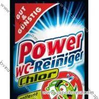 G+G Power WC čistič - chlorový 750ml