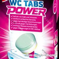 G+G Čistící tablety do WC s vůní citrónu, 16ks