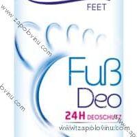 G+G Antibakteriální antitranspirant na nohy 200 ml