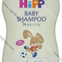 HiPP Babysanft Jemný šampon 200 ml