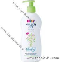 HiPP Babysanft mycí gel 0,4l