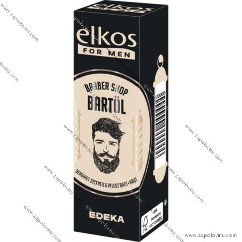 EDEKA olej na vousy 30 ml