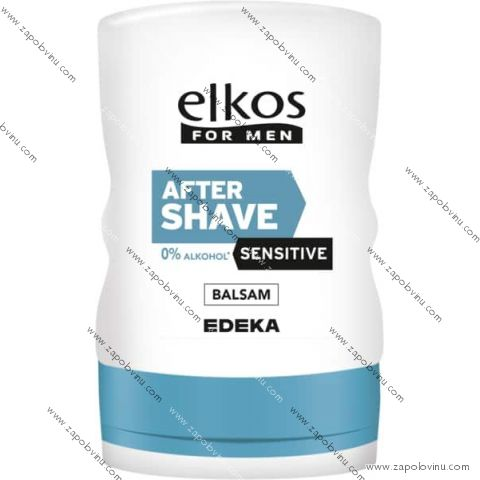 Elkos After Shave balzám po holení SENSITIV 100ml