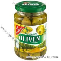 G+G Manzanilské olivy 340 g