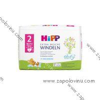 HIPP pleny 2 mini 3-6 kg 31 ks
