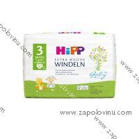 HIPP pleny 3 Midi 6-10 kg 36 ks
