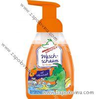 Tabaluga mycí pěna pro děti s vůní broskví 225 ml
