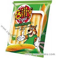 Billy Tiger kukuřičné křupky 60 g