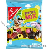 G+G Bunter MIX bombonů 300 g