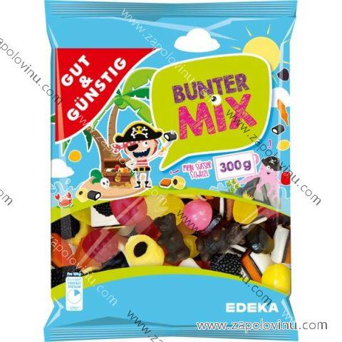 G+G Bunter MIX bombonů 300 g