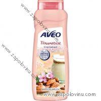 AVEO krémová pěna do koupele mandlové mléko 750 ml