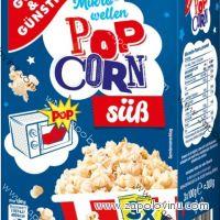 G+G popcorn sladký 3x100g