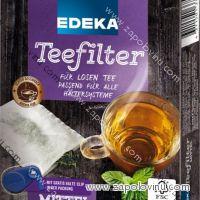 EDEKA Čajové filtry médium 100 ks