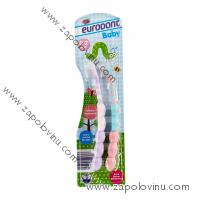 Eurodonc Kartáčky pro děti do 2 let