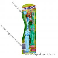 Eurodonc Dětské zubní kartáčky pro děti ve věku 2-6 let