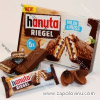 Ferrero Hanuta riegel 5x34,5g