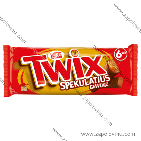 Twix Spekulatius 6x46g