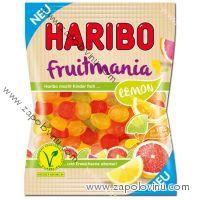 Haribo Fruitmania Lemon ovocné želé 175g